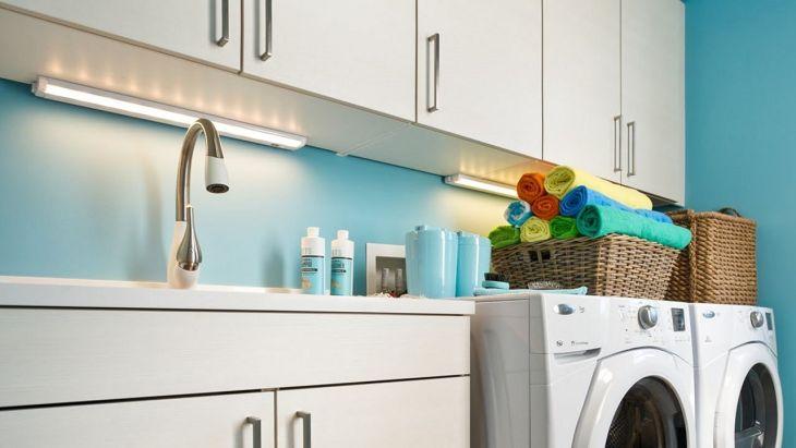 Laundry Room Storage Ideas 22