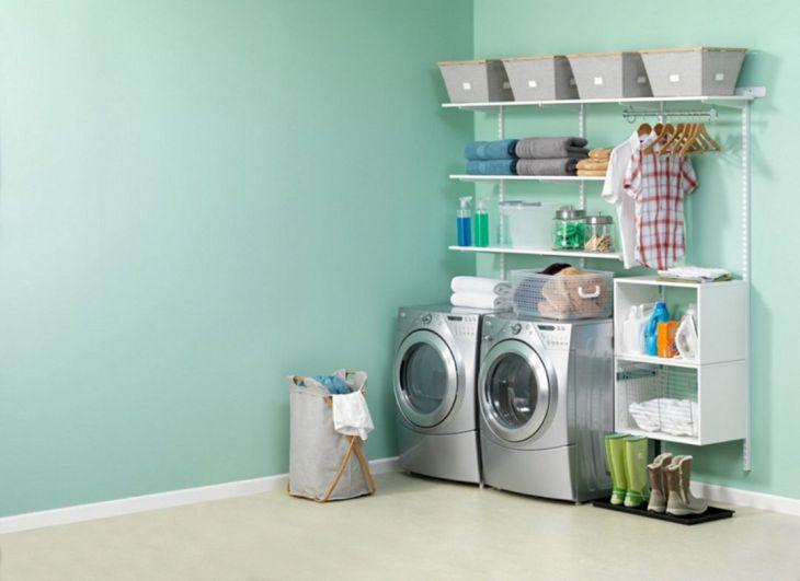 Laundry Room Storage Ideas 24