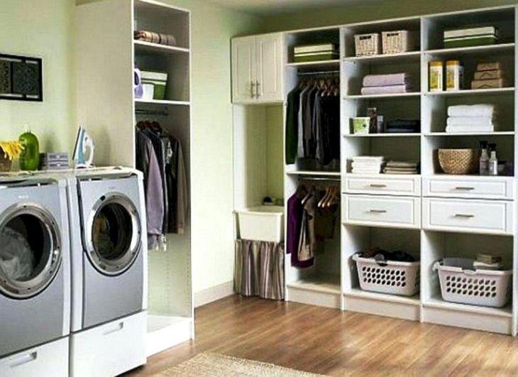 Laundry Room Storage Ideas 7