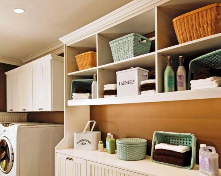 Laundry Room Storage Ideas 8