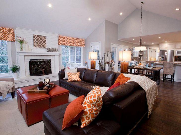 Living Room Open Space Design 1301