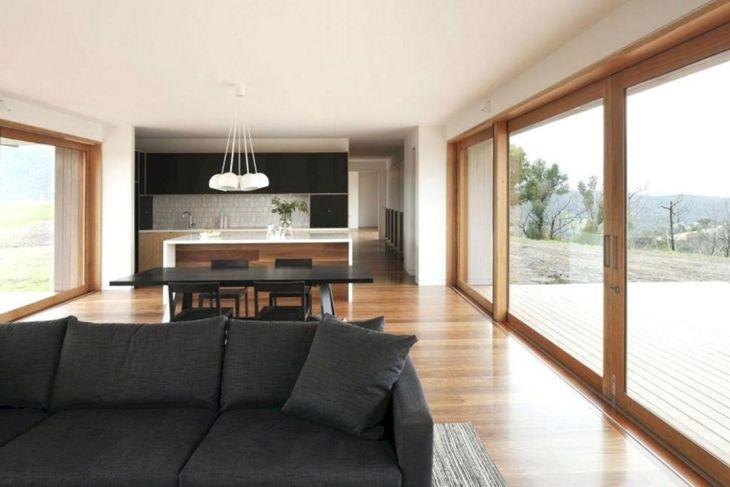 Living Room Open Space Design 1701
