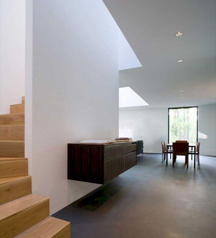 Living Room With Dark Wood Floors 120
