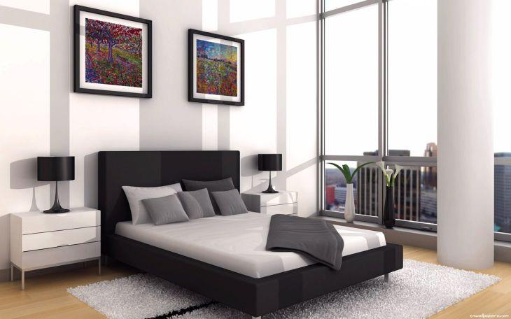 Modern Bedroom Wallpaper Ideas 114