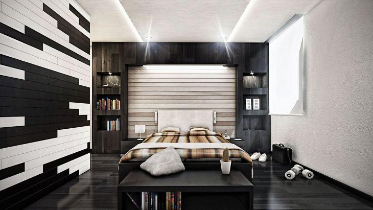 Modern Bedroom Wallpaper Ideas 117