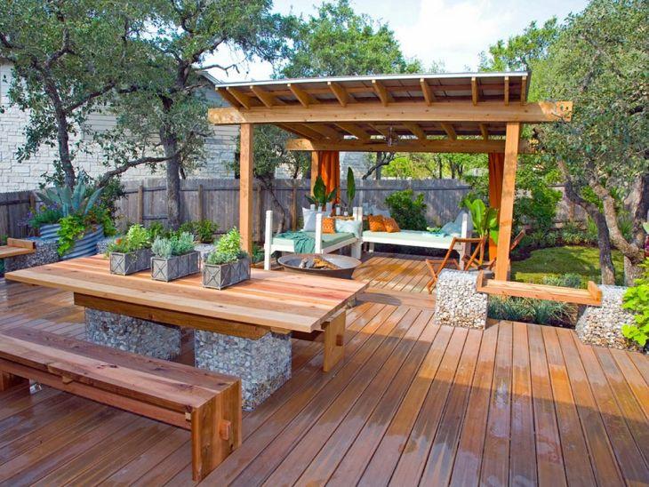 Outdoor Deck Design Ideas 25