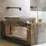 Rustic Bathroom Vanities 51