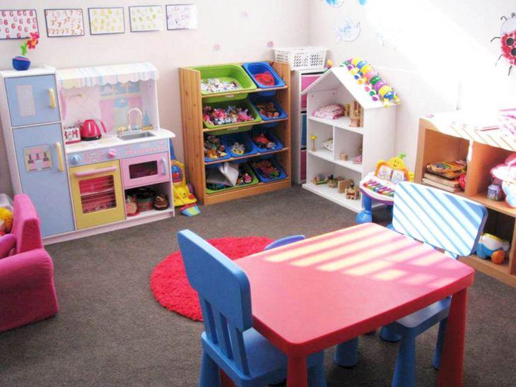 Unique Playroom Design 0116