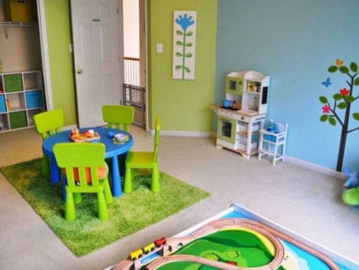 Unique Playroom Design 0117