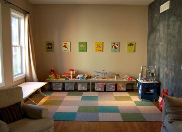 Unique Playroom Design 012