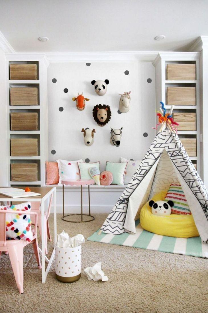 Unique Playroom Design 0125