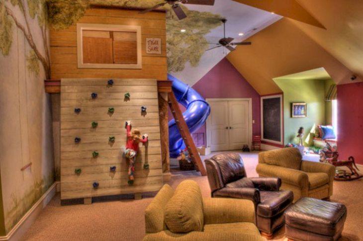 Unique Playroom Design 0128