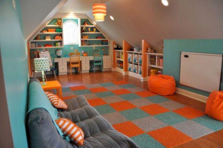 Unique Playroom Design 0130