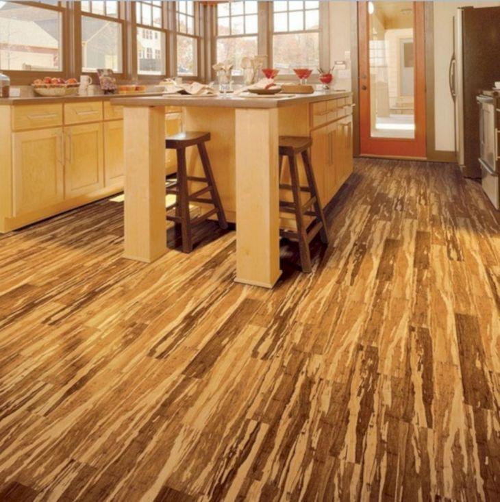 Zebra Bamboo Floor Kitchen 300