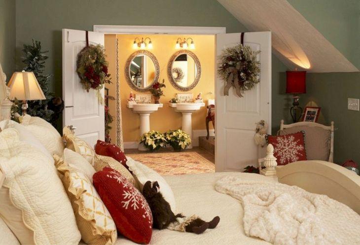 Christmas Bedroom Ideas 19