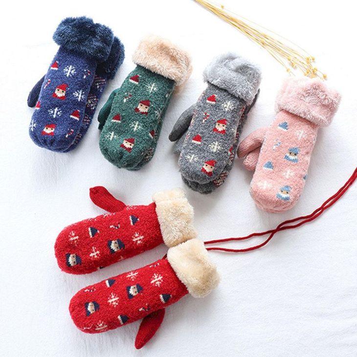 Christmas Gloves Ideas