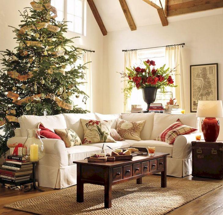 Christmas Living Room Decoration 8