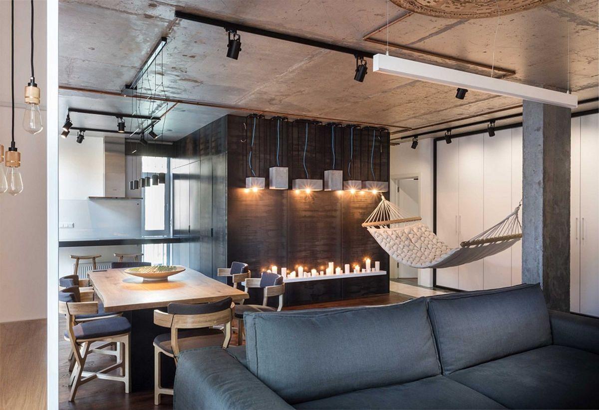 Cool Apartment Studio with Hammock