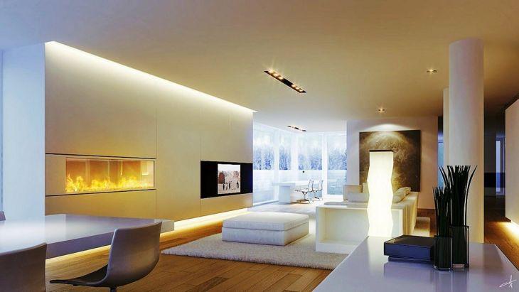 Flexible Living Room Decorative Light