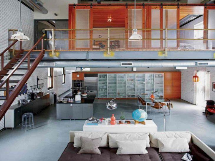 Half Floor Studio Apartments