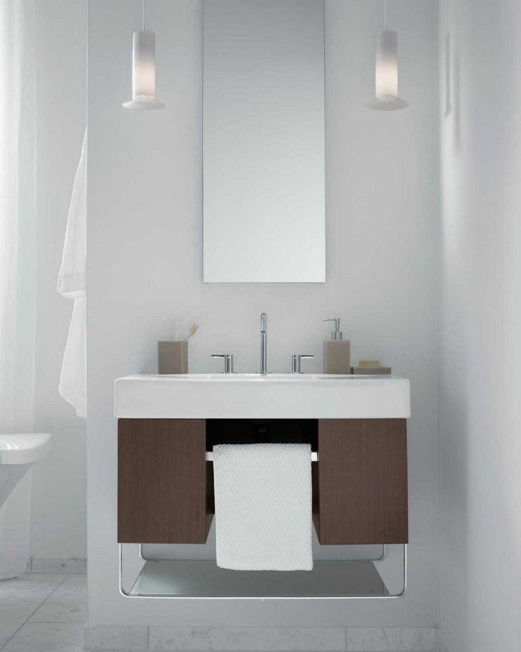 Minimalist Bathroom with Extra Storage 2