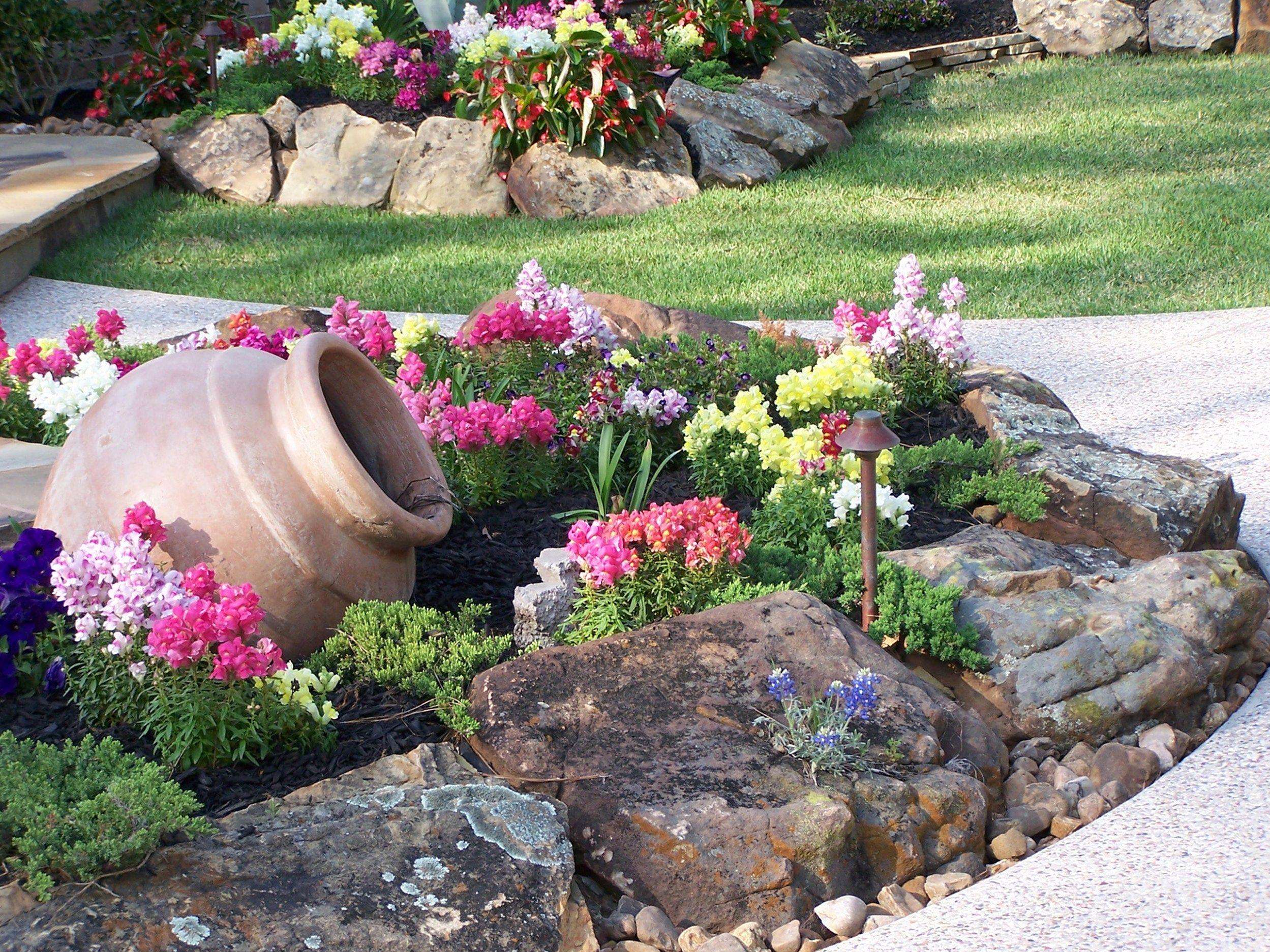 Rock Garden Design