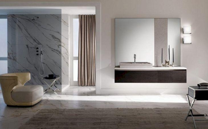 Bathroom Metallic and Eclectic Design 02