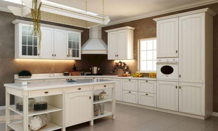 Kitchen Set Ideas With Cabinet Design