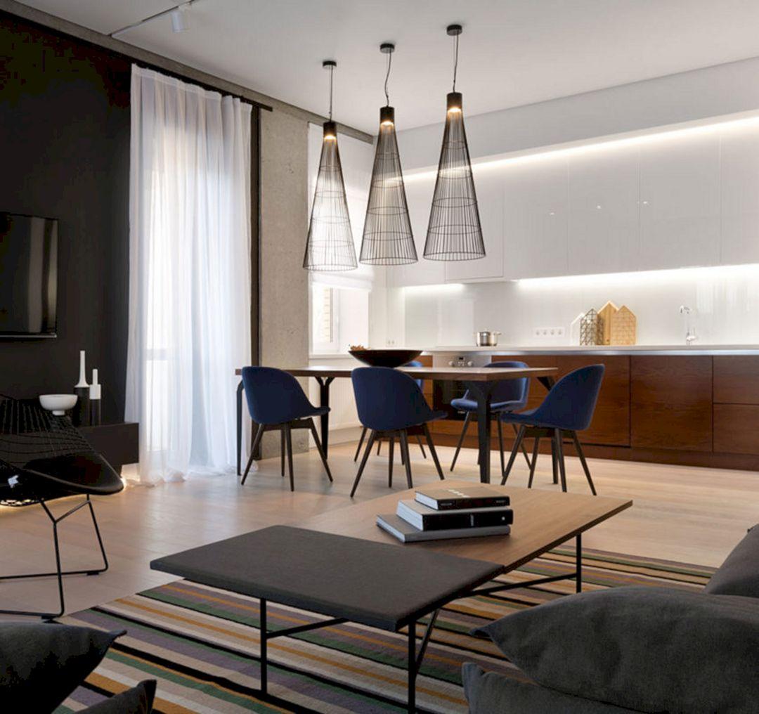 Minimalist Home Interior with Wood Ideas