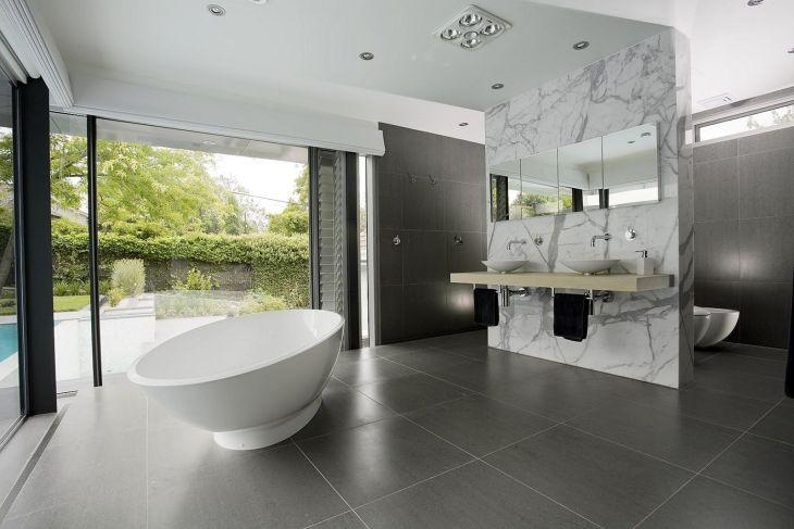 Modern Minimalist Bathroom Design 01