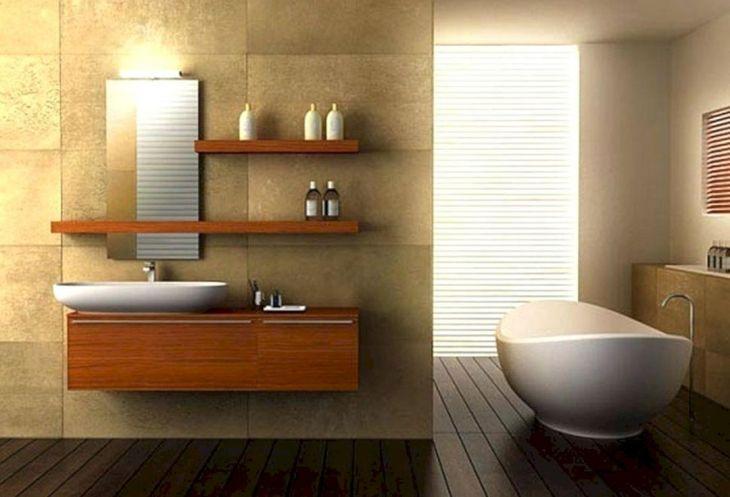 Modern Minimalist Bathroom Design 02