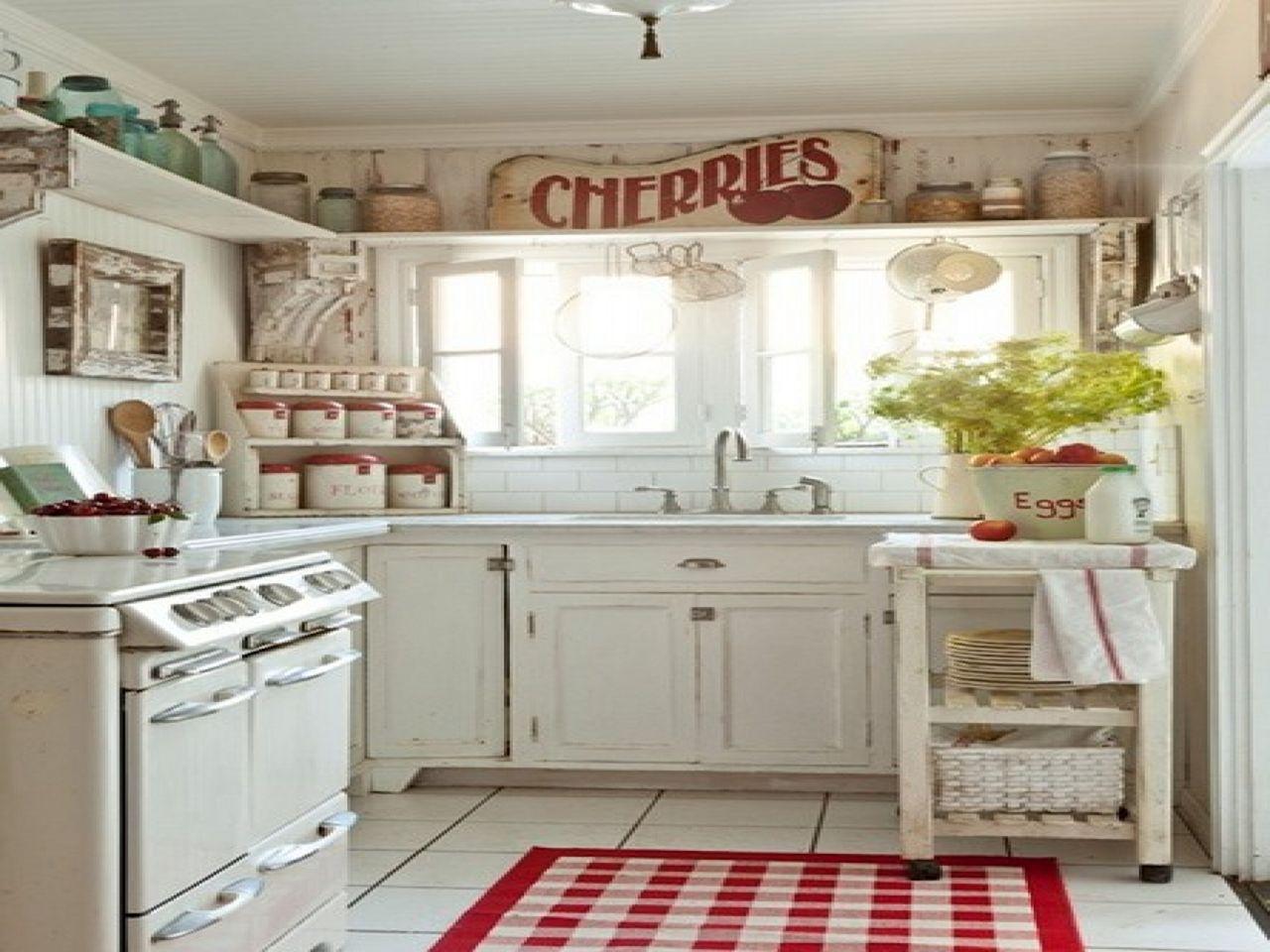 Parisian Kitchen Set Design Ideas