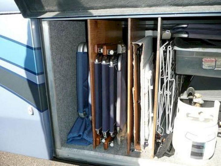 Simple RV Camper Storage Design Source: 1 home4rt com