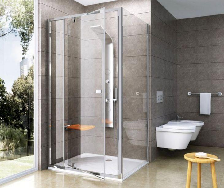 Transparent Shower Bathroom 2