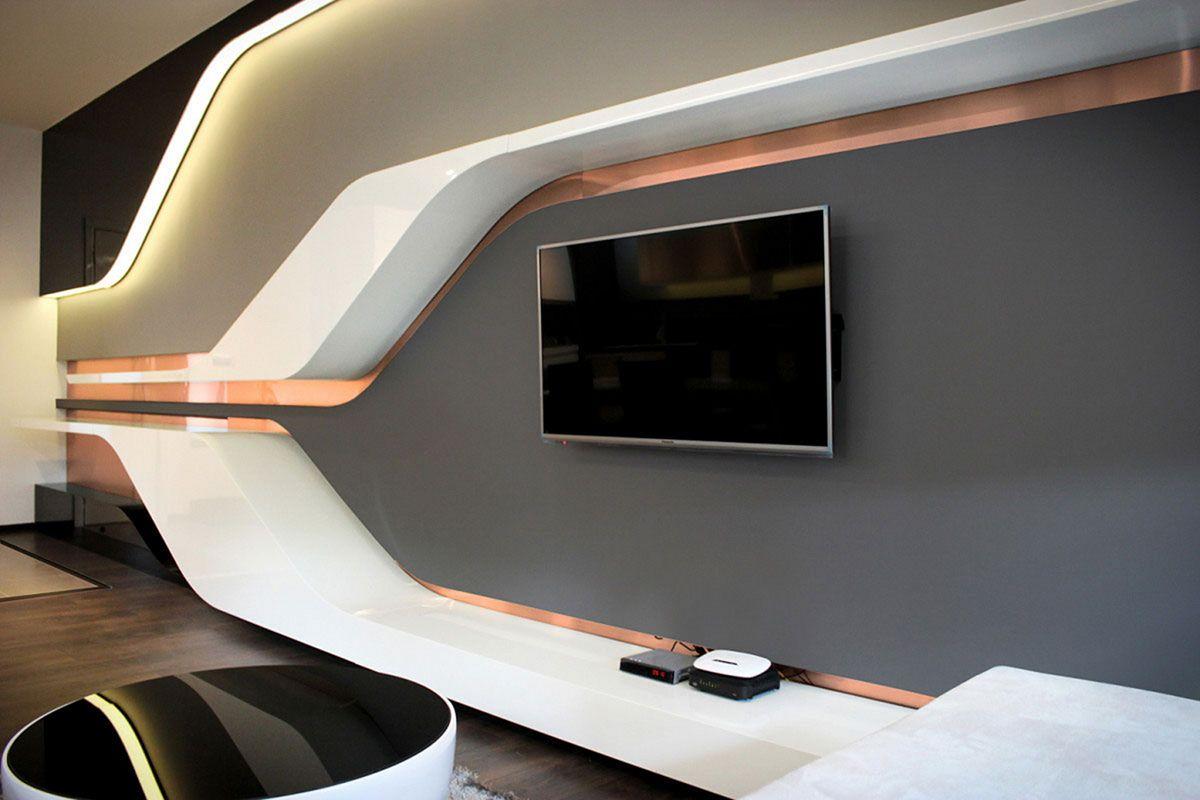 Futuristic Home Design Ideas