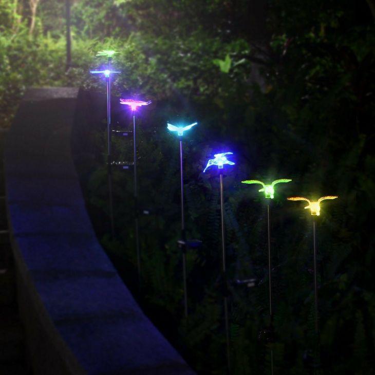 Beautiful Garden Light Ideas