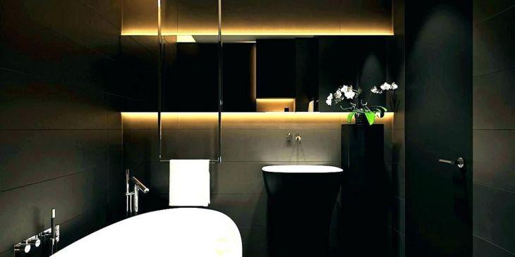 Black Bathroom Decor Ideas
