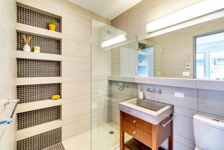 Built in Bathroom Ideas