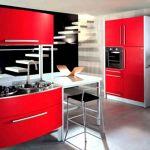 Fantastic Red Kitchen ideas