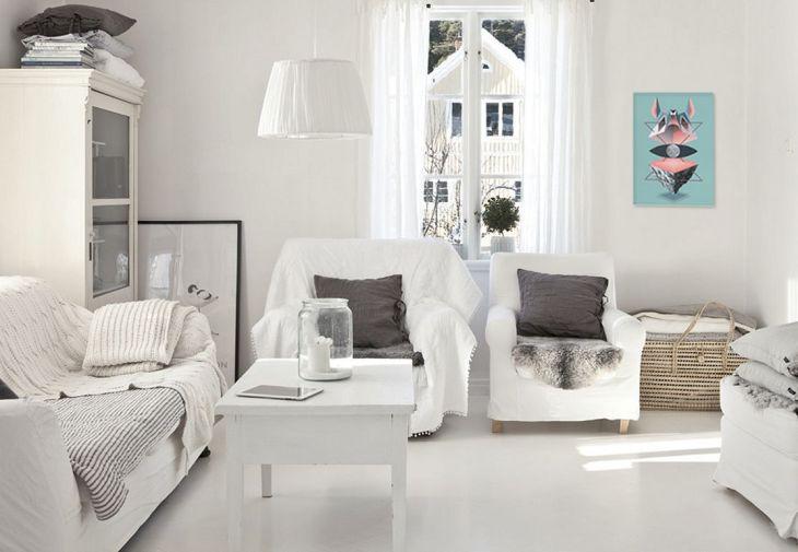 White Home Design Ideas