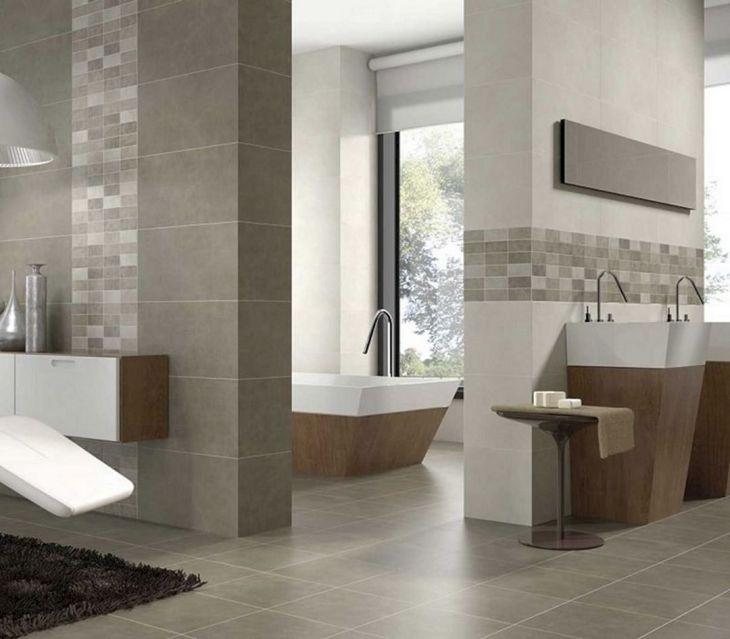 Bathroom Ideas With Ceramic Motif