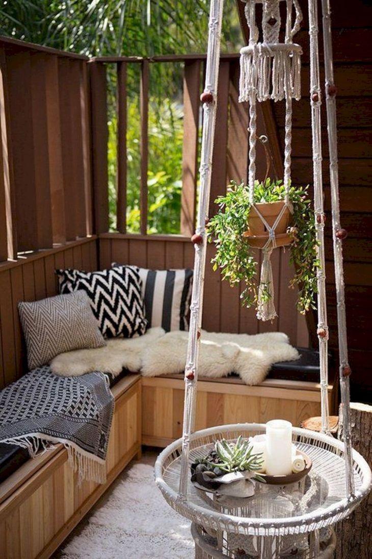 Cool DIY Hanging Table