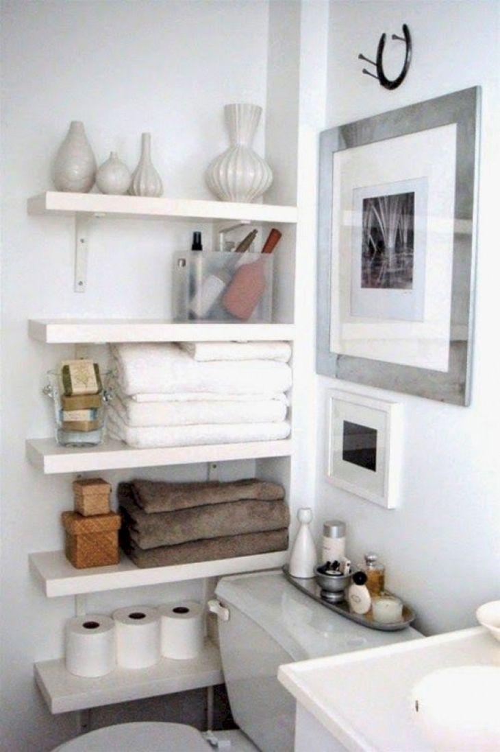 Bathroom Decorating Ideas With Organization