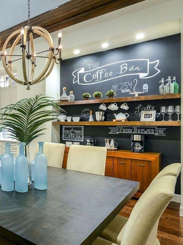 Creative Coffee Bar Design