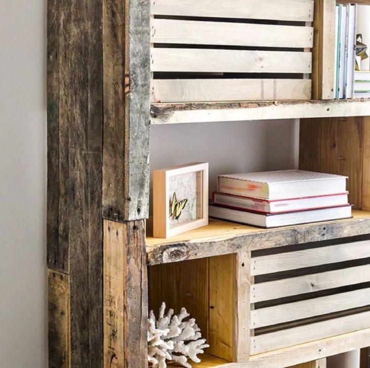 DIY Wood Pallet Project Ideas