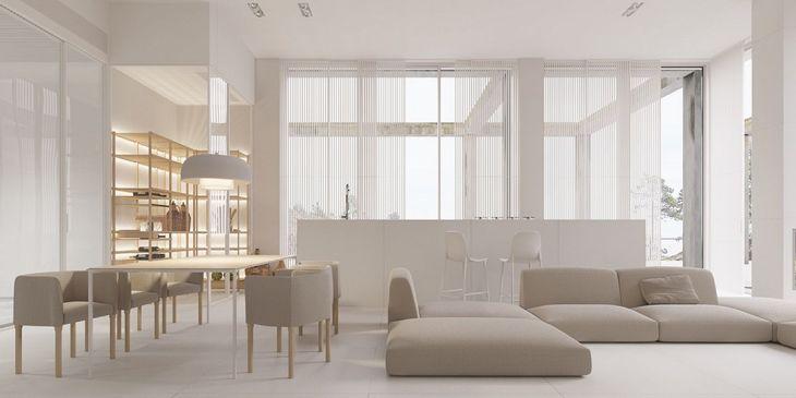 Minimalist Style Interior Design