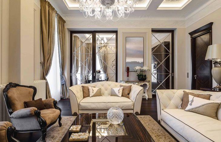 Modern Classic Home Design Ideas