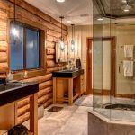 Rustic Master Bathroom Design Ideas