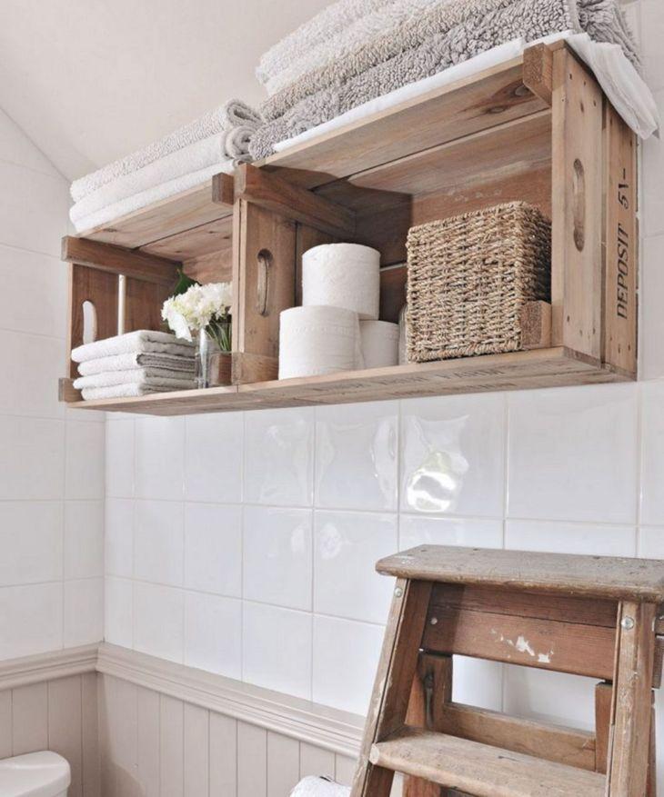Bathroom Shelving Ideas