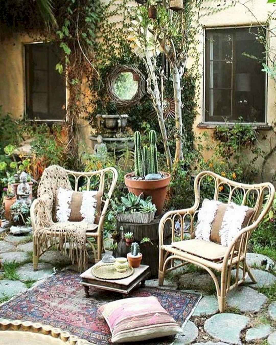 Best Boho Garden Decoration